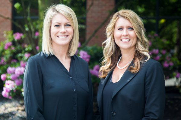 AP Professionals of Rochester Accounting and Finance Team Alanna Marriott and Kim Bruno