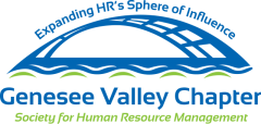 Genesee Valley Chapter SHRM logo